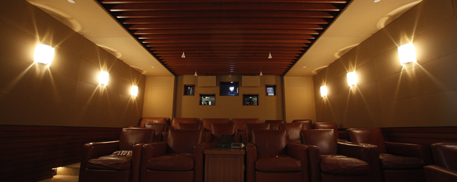Planning Your Home Theater THE ROOM COMES FIRST Smarthouse Integration